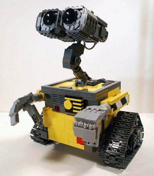 LEGO Wall-E: It had to happen