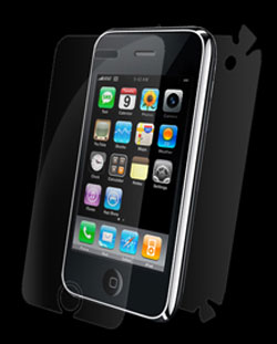 Zagg invisibleSHIELD for iPhone 3G
