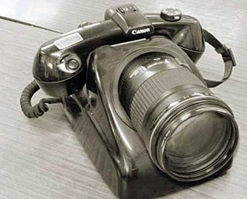 A true cameraphone