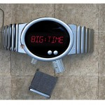 Giant watch is actually a table