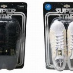 Adidas Darth Vader shoes, mint on the card