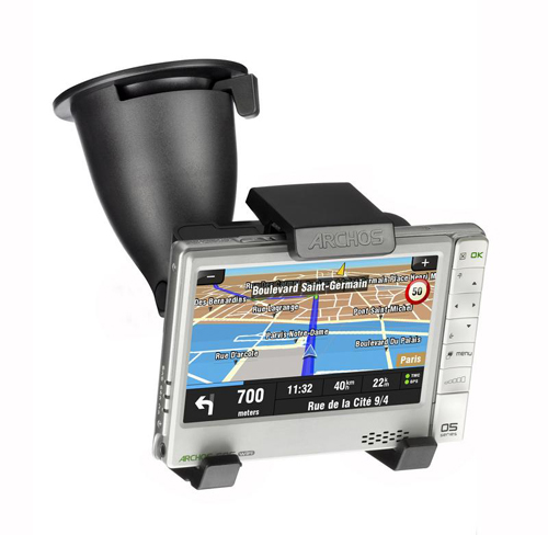 Archos GPS In-Car Holder