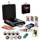 Batman:The Dark Knight Joker Poker Set