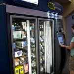 Best Buy vending machines in Dallas/Forth Worth airport
