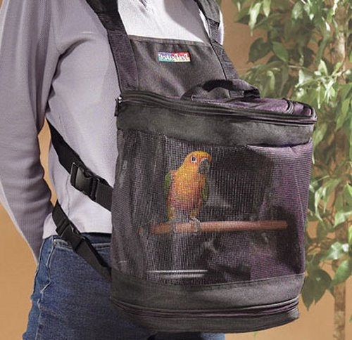 Birdcage Backpack for modern day pirates