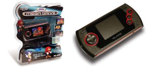 Blaze Megadrive handheld console