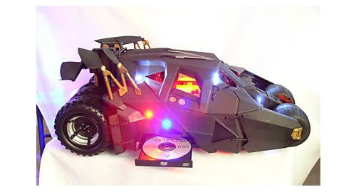 Batmobile Case mod on eBay