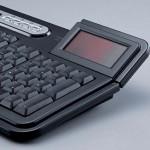 Solar powered Buffalo wireless keyboard