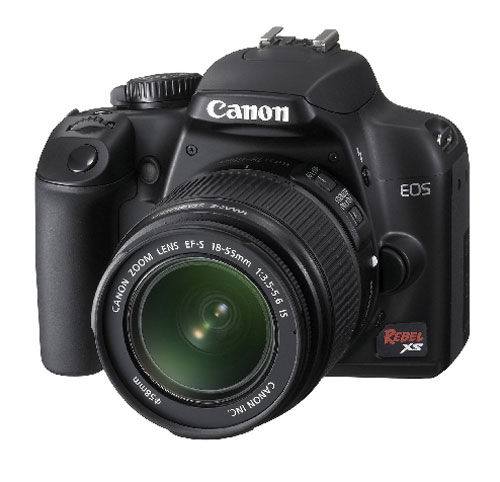 Canon EOS Rebel XS