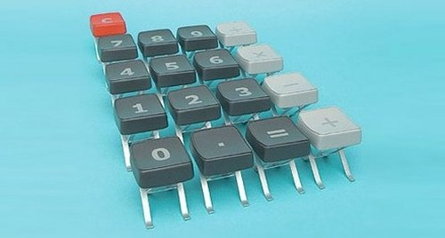 Numeric Keypad Chairs perfect for geek meetings
