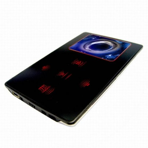 World's thinnest MP4 player from Chinavision