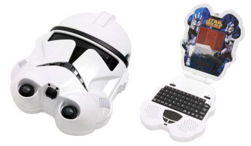 Star Wars Clone Trooper laptop