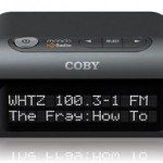 Coby Electronics launches first ever wireless HD Radio receiver