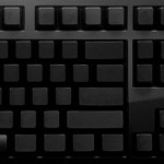 Das Ultimate Keyboard has no letters