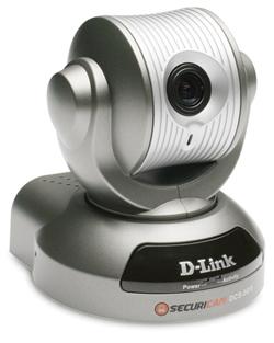 D-Link SecuriCam Pan/Tilt/Zoom Network Camera (DCS-5610)