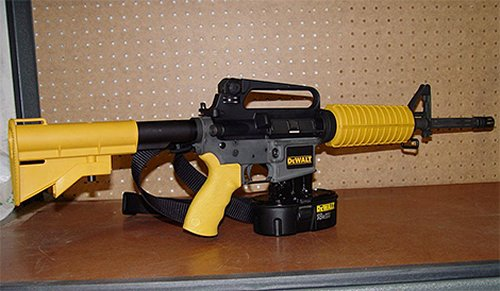 The Dewalt 16 Nail Gun Slipperybrick Com