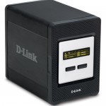 D-Link debuts four-bay NAS enclosure