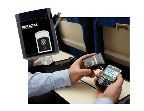 Duracell powers your USB gadgets