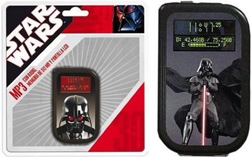 Star Wars MP3 player: May The Force Rock You