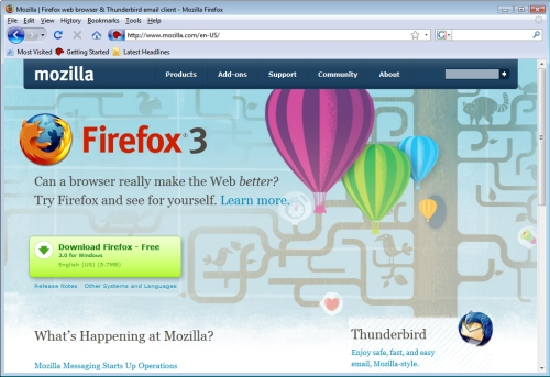 Firefox 3 gets official Guinness World Record for most downloads in 24 hour period