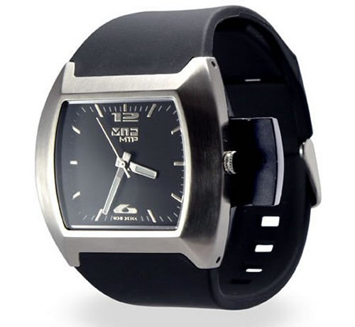 Watch with hidden USB flash drive