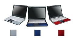 Gateway T-series Notebooks