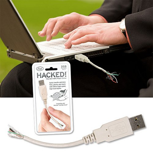 Hacked USB Flash Drive