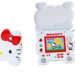 Hello Kitty portable TV from Sanrio