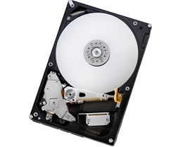 Hitachi launches more energy efficient 1Tb internal hard drive with the Deskstar 7K1000.B