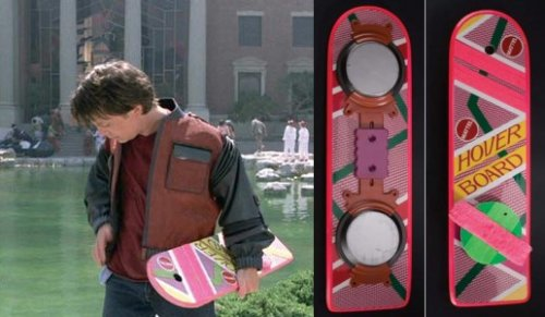 Back To The Future hoverboard on ebay: $30k