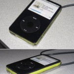 Dead iPod becomes a mouse