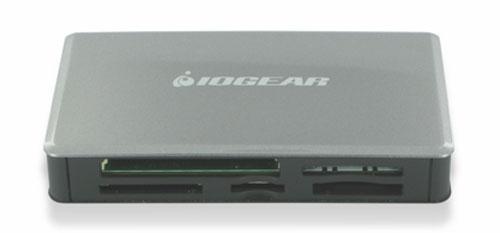 IOGEAR GFR281 Memory Card Reader