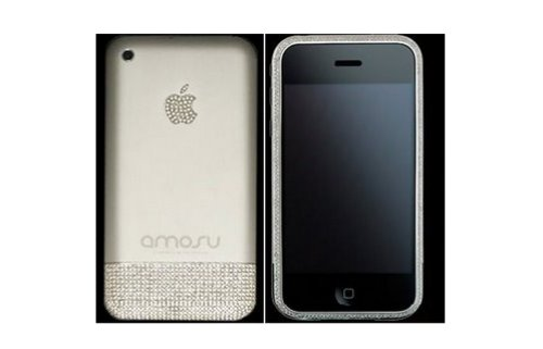 Amosu Ultimo Diamond: World's most expensive iPhone