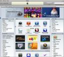 Apple iTunes Application Store main page
