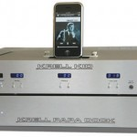 Krell does up really pricey iPod dock, amplifier