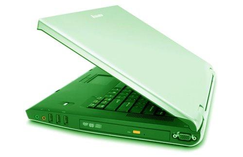 PolyFuel Lenovo T40 laptop prototype