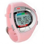 MioPINK Motiva heart rate monitor watch