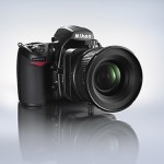 Nikon debuts flashy new D-SLR camera