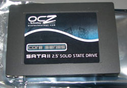OCZ Core SATA SSD Tested