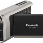 Panasonic SDR-SW20 underwater camcorder