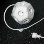 E-Ball power strip for D & D fans