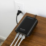 Belkin showcases new powerline networking kits