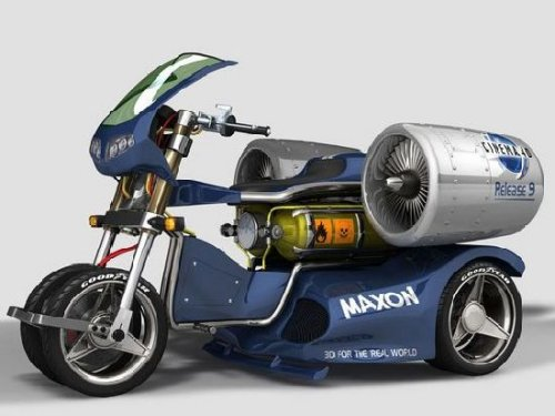 Maxon R9 Power Racer