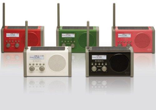 solarDAB: world's first solar-powered DAB radio