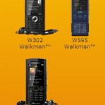 Sony Ericsson parties with new Walkman phones, accessories