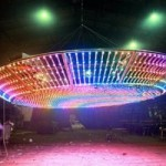 3,000 LEDs create Close Encounters Of The SMS kind