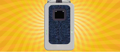 SunBlazer Solar Charging Holster
