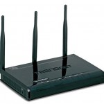 New Trendnet router offers up 300Mbps dual band N