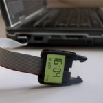 USB Watch is just that, a USB watch