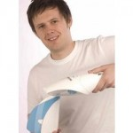 Aquavac gets rid of kitchen towels